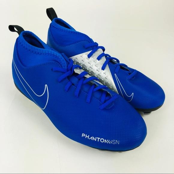 sports shoes b2736 76d2f Nike Jr Phantom Vision Club FGMG Soccer Cleats 5Y